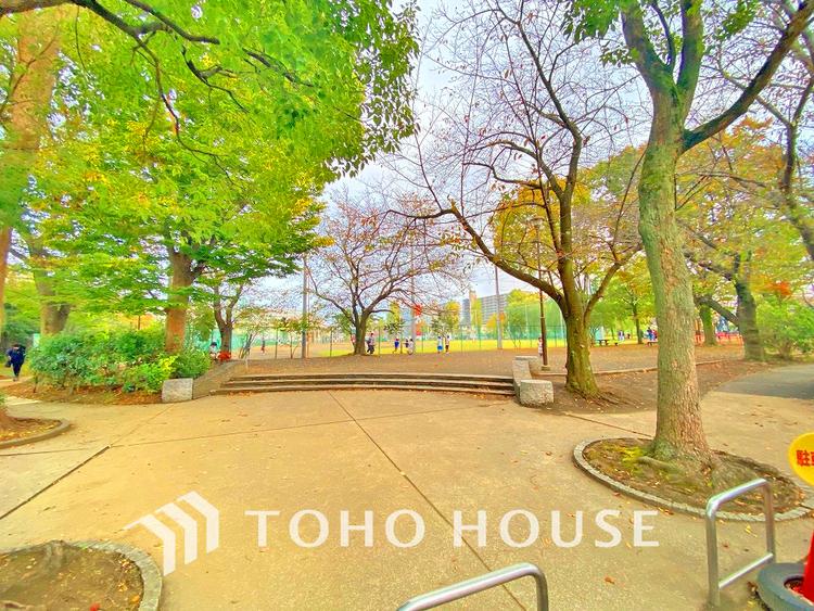 佐江戸公園 距離950m