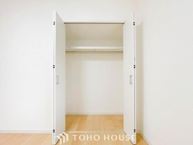 空間を余すところなく有効利用した収納は生活空間をより上質なものにしてくれるでしょう。