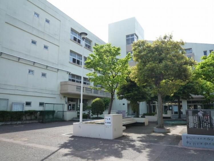 横浜市立西谷中学校