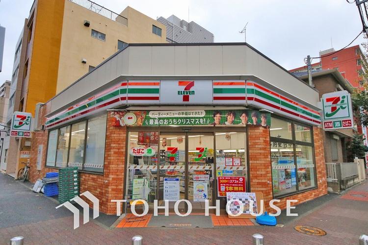 セブンイレブン 横浜南吉田町4丁目店 距離300m