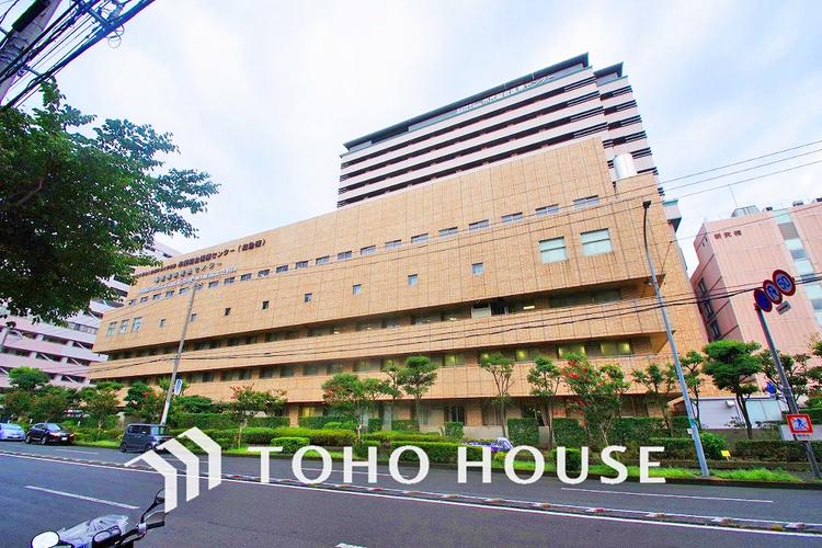 横浜市立大学附属市民総合医療センター  距離1000m