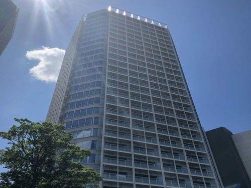 「二子玉川ライズタワー&レジデンスタワーセントラル」~14階から多摩川を望む眺望~の物件画像