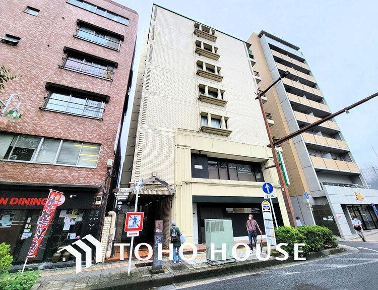 〜最寄り駅まで徒歩3分・ビッグターミナル「横浜」駅まで徒歩12分の好立地〜