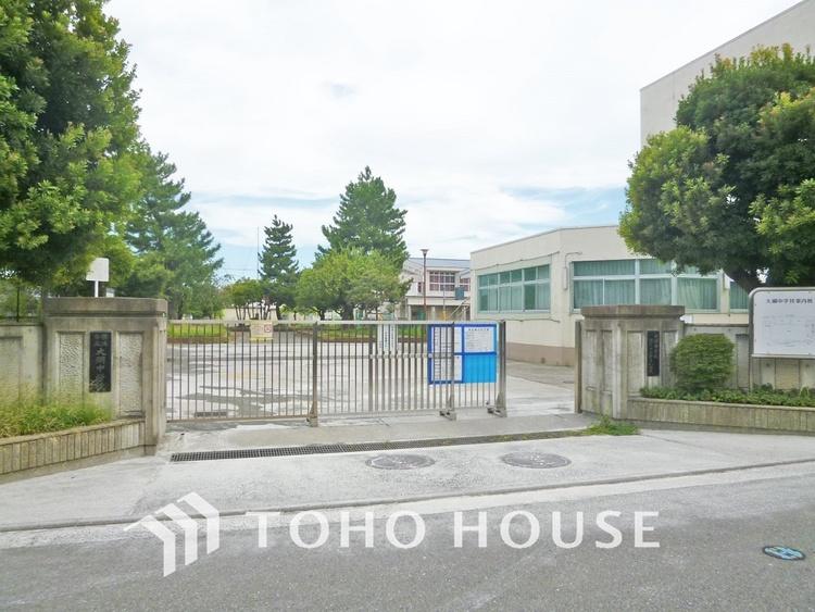 横浜市立大綱中学校 距離700m