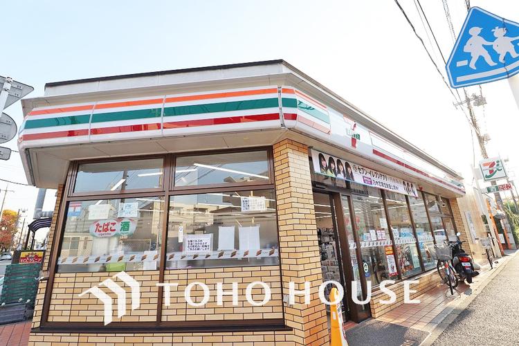 セブンイレブン 横浜太尾町店 距離300m