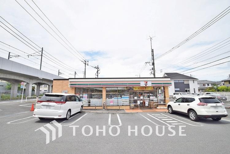 セブンイレブン 稲城大丸西店 距離700m