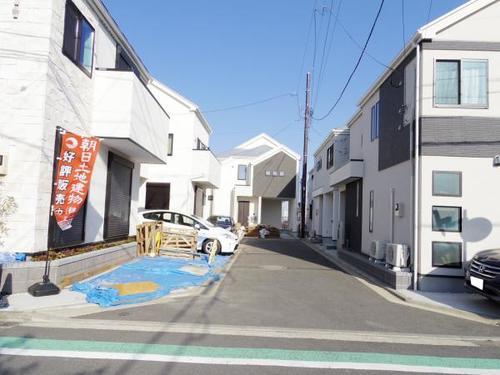 築浅中古 横浜 (天王町) 横浜を望む眺望の画像