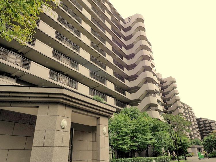 長谷工設計・施工の大規模マンション
