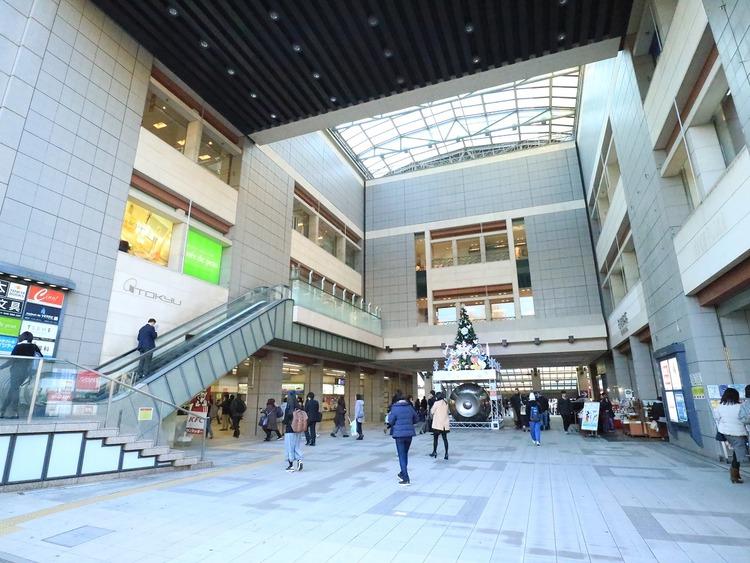 東急東横線・目黒線 日吉駅 約1400m