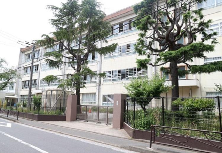川崎市立住吉中学校 約1000m