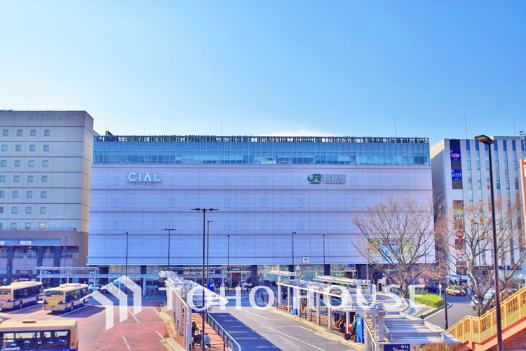 JR「鶴見」駅 距離1600m
