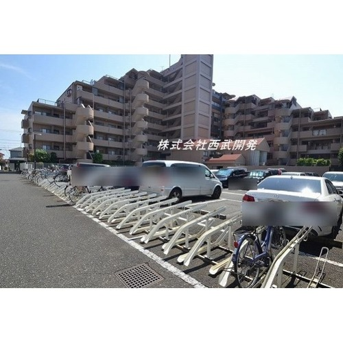 コスモ上福岡センターヒルズの物件画像
