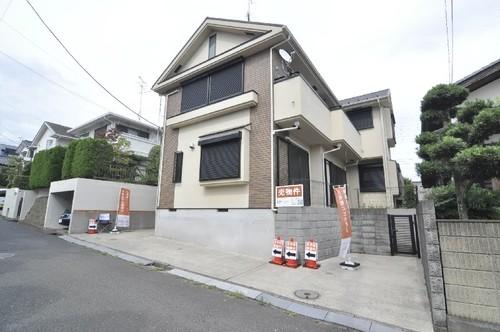 横浜市青葉区大場町戸建の画像