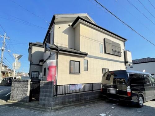 松戸市八ケ崎5丁目 中古戸建ての物件画像