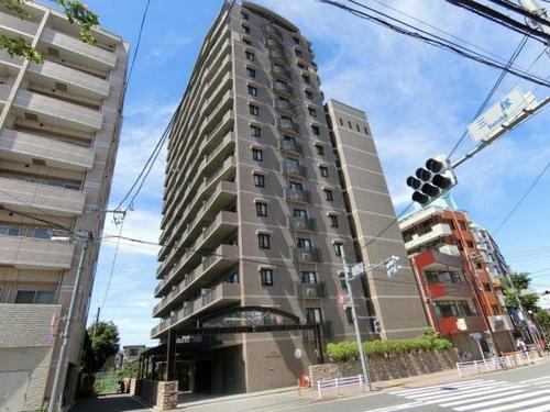 横浜線「町田」駅歩8分 町田パインマンション駅前通り 全室エアコン付きの画像