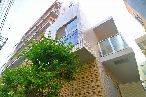 【モデコ武蔵小山】武蔵小山駅より歩いて6分!平成16年築のデザインマンション♪の画像