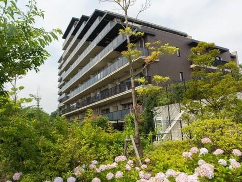 ブリリアシティ横浜磯子M棟の物件画像