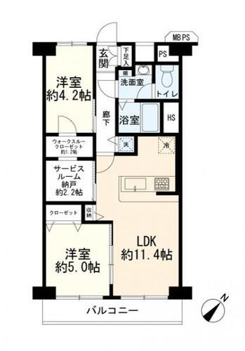 東神奈川グリーンマンションの物件画像