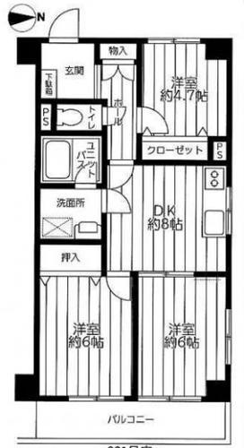 ◇ ライオンズマンション鶴ヶ峰第10 ◇の画像