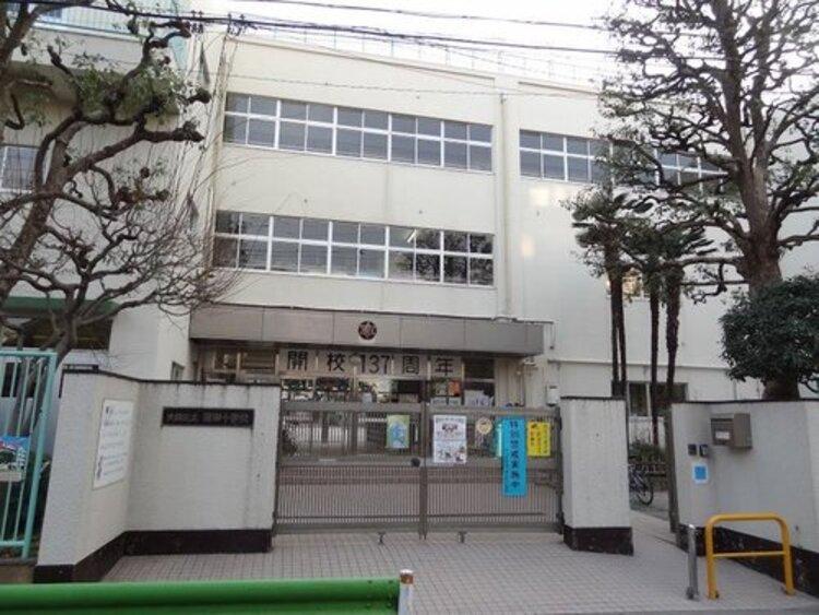 大田区立蒲田小学校まで575m 蒲田駅周辺で一番古い学校であり、保護者や地域の学校に対する関心は極めて高い です。