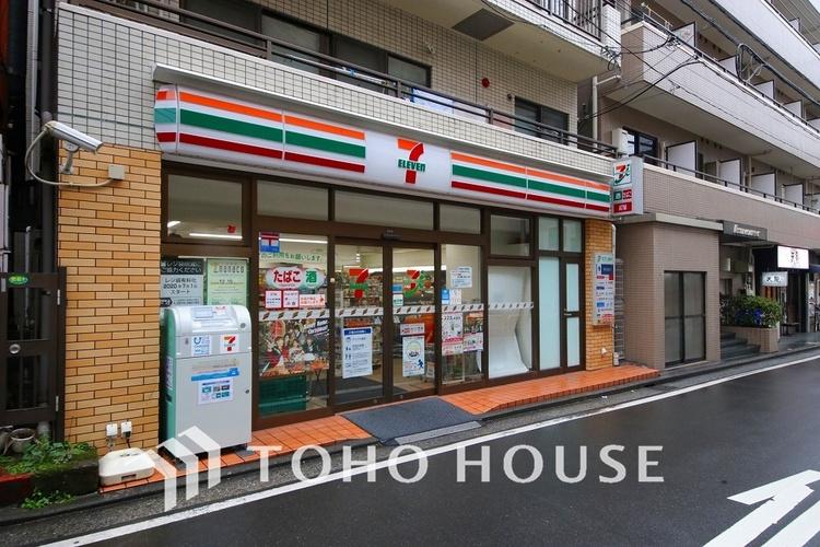 セブンイレブン横浜榎町2丁目店 距離230m