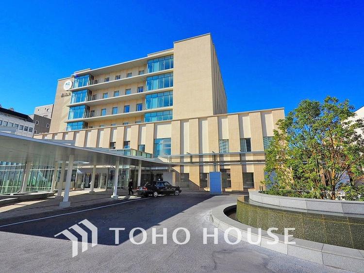 東邦大学医療センター大橋病院 距離1000m