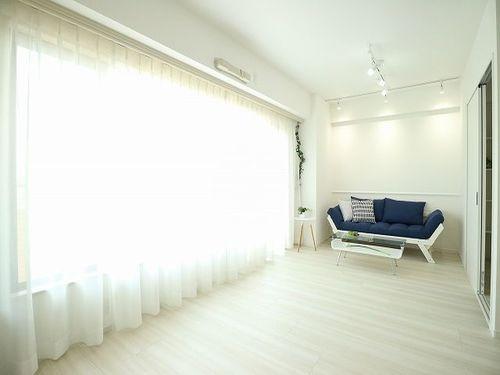 『二子玉川タワーヒルズ』 ~新規フルリフォームされた明るいお部屋~の物件画像
