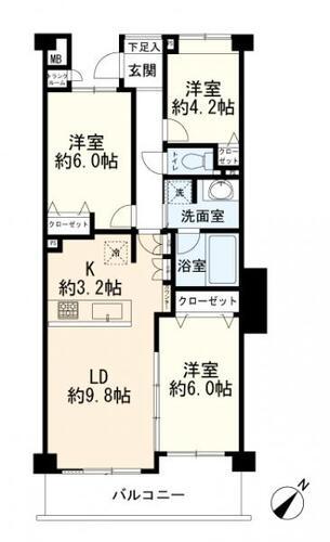 横浜永田台パークホームズガーデンヒルの画像