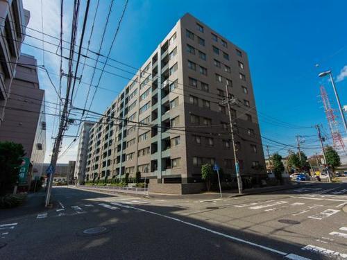 クレッセント新横浜ツインズウエストの物件画像