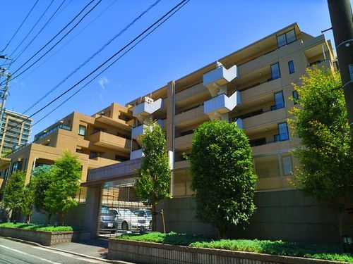 『 マノー深沢 』3階南向きの明るいお部屋♪の画像