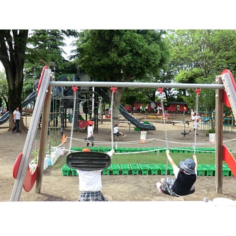 ゆりかご幼稚園(約560m)