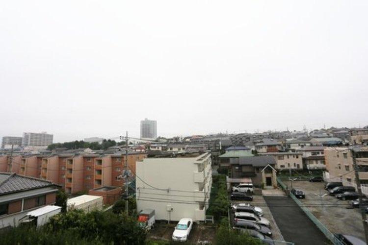 【眺望写真】 開放感溢れる眺望!