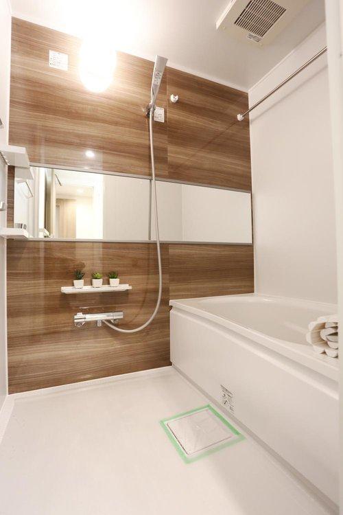 【バスルーム】 追焚機能&浴室乾燥機付き!