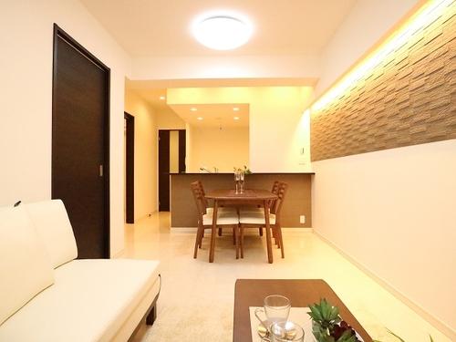 【東急ドエルアルス多摩川】最上階!家具付きのお部屋ではじめる新生活♪の画像