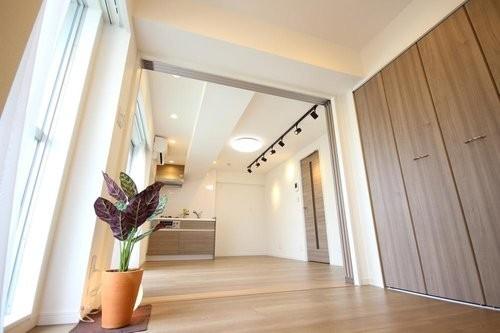 トーア新富マンション最上階の物件画像