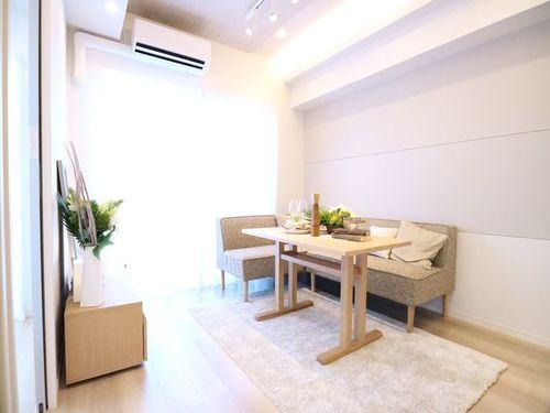 「トーア大森マンション」~充実した新しい設備で快適なマンションライフを~の画像