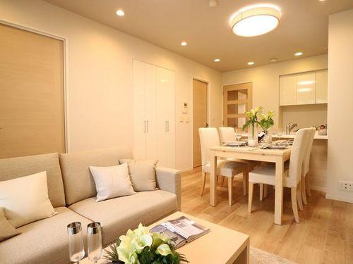 『シティハウス世田谷千歳台』 2路線利用可能!専用庭付きのお部屋♪の画像