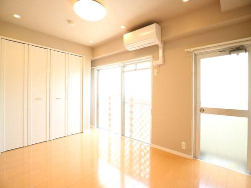 最上階3方角住居の開放感~ダイアパレス五反田~Reformの画像