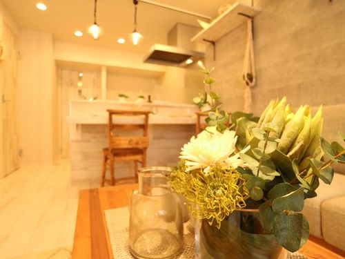 【経堂ダイカンプラザII】 家具付♪新規内装リノベーションされたお部屋!の画像