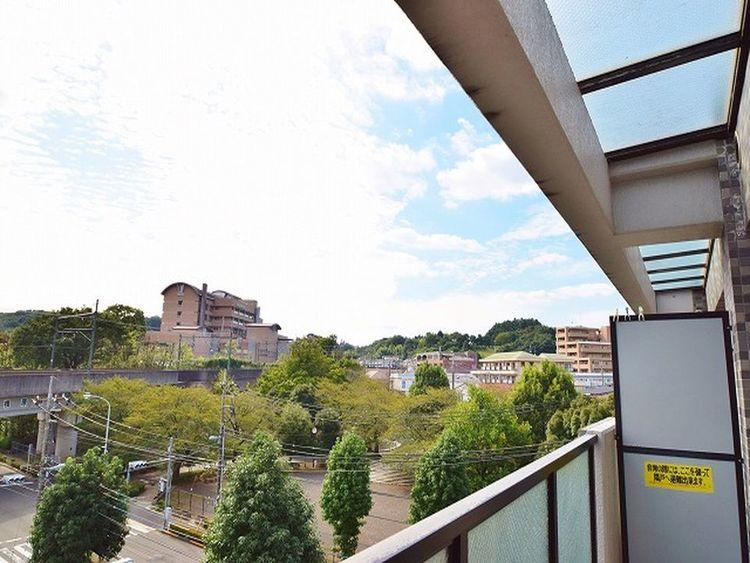 最上階にございますので非常に眺望もよく、開放感を感じることができます。