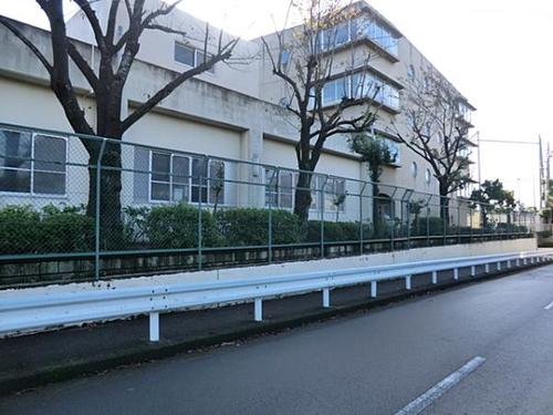 横浜小机パークスクエア M棟の物件画像