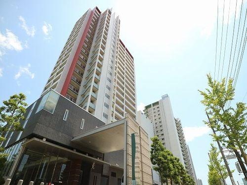 進化する街「川崎」駅徒歩圏内『アクアリーナ川崎ロッソタワー』人気の角住居の物件画像