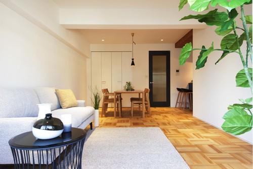 メモアール柿の木坂の物件画像
