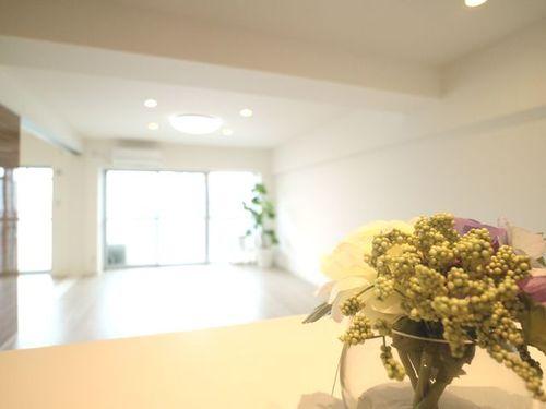 『 ライオンズマンション上野毛A棟 』79.38㎡の南向き3LDK~renovation~の画像