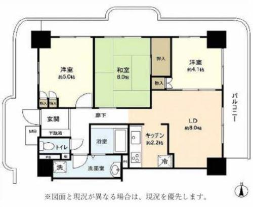 コンセールタワー所沢(1211)の物件画像