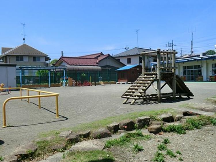 元木保育園 710m