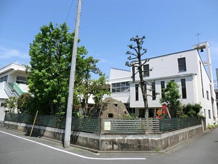 八王子幼稚園 4200m