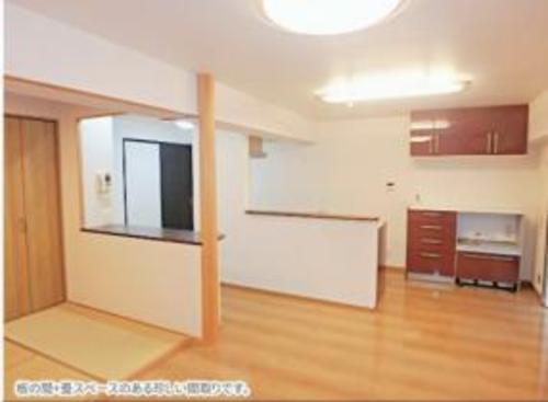 ◇ ライオンズマンション阪東橋 ◇ 三方角部屋の画像