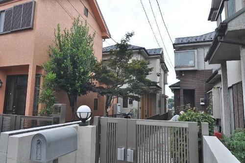 横浜市南区庚台戸建の物件画像