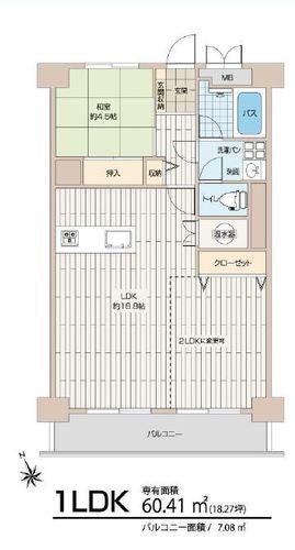 スカイマンション(1307)の物件画像